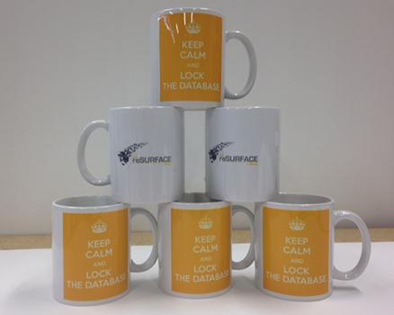 Bespoke Corporate Mug