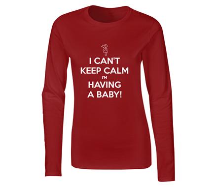 I'm Having a Baby T-Shirt