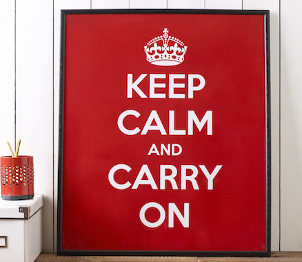 Shop Keep Calm Posters