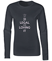 Legal and Loving It T-Shirt