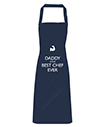 Personalised Apron Daddy Best Chef