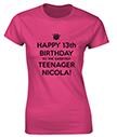 Happy Birthday Teenager T-Shirt