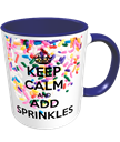 Keep Calm and Add Sprinkles