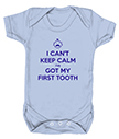 First Tooth Babygrow