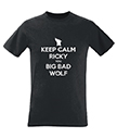Big Bad Wolf Men's T-Shirt