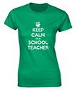 Keep Calm I'm a School Teacher T-Shirt