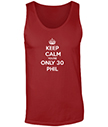 Only 30 Personalised Tank Top