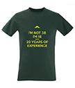 20 years experience Men's T-Shirt