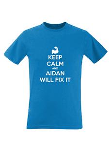 Men's Keep Calm and Fix It T-Shirt