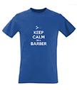 Keep Calm I'm a Barber Men's T-Shirts