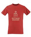 Keep Calm I'm a Software Engineer Men's T-Shirt