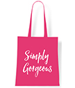 Simply Gorgeous Tote Bag
