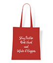 Work Hard Quote Tote Bag
