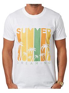 Summer Dreaming Men's T-Shirt